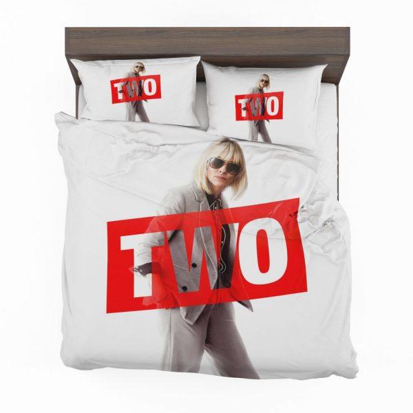 Ocean's 8 Movie Cate Blanchett Bedding Set 2