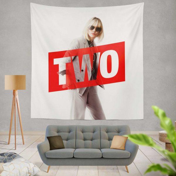Ocean's 8 Movie Cate Blanchett Wall Hanging Tapestry