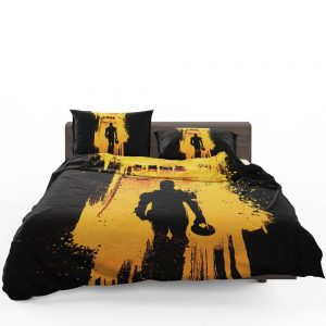 Pacific Rim Uprising Movie Bedding Set 1