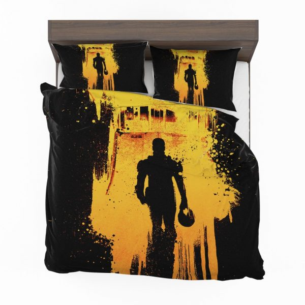 Pacific Rim Uprising Movie Bedding Set 2