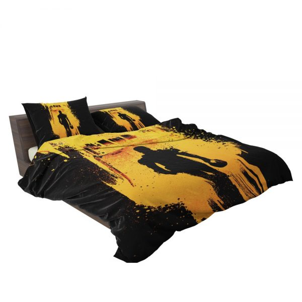 Pacific Rim Uprising Movie Bedding Set 3
