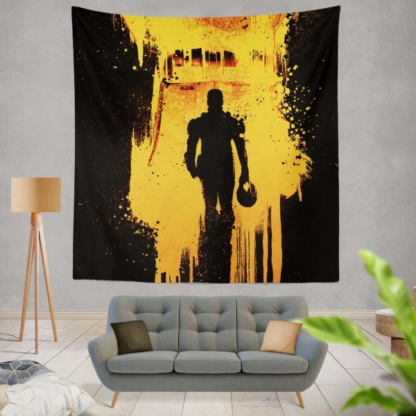 Pacific Rim Uprising Movie Wall Hanging Tapestry