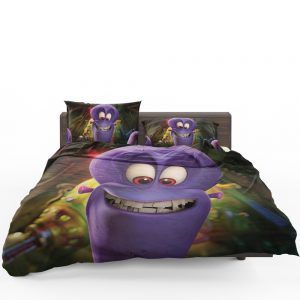 Penguins of Madagascar Movie Charming Villain Dave Bedding Set 1