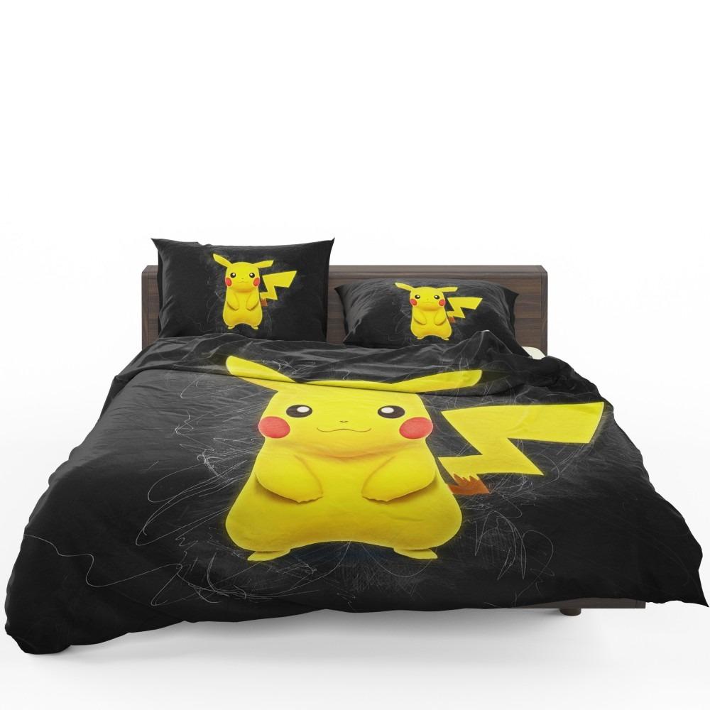 Pok 233 Mon Movie Pikachu Bedding Set Ebeddingsets