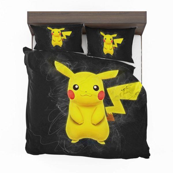 Pokémon Movie Pikachu Bedding Set 2