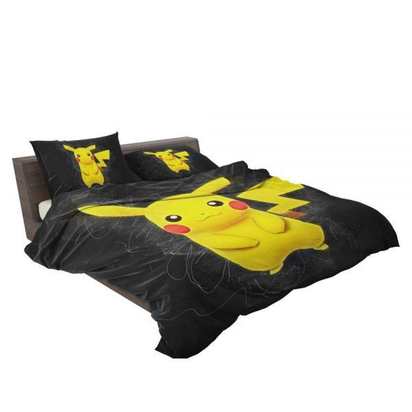 Pokémon Movie Pikachu Bedding Set 3