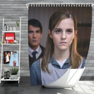 Regression Movie Emma Watson Shower Curtain
