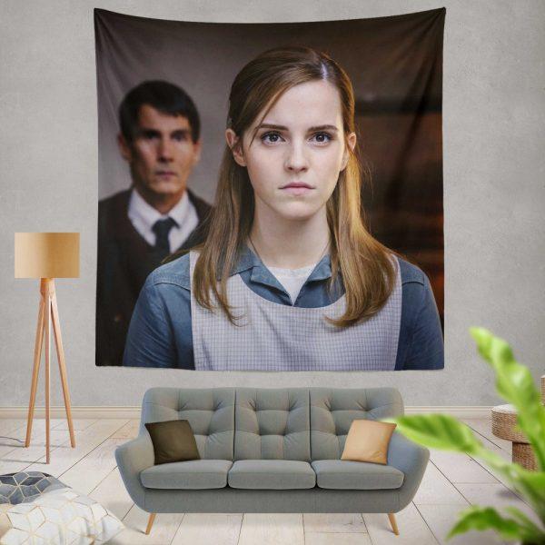 Regression Movie Emma Watson Wall Hanging Tapestry
