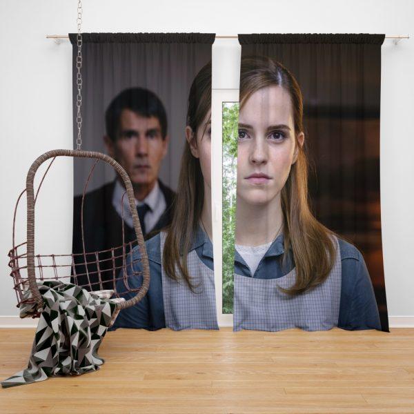 Regression Movie Emma Watson Window Curtain