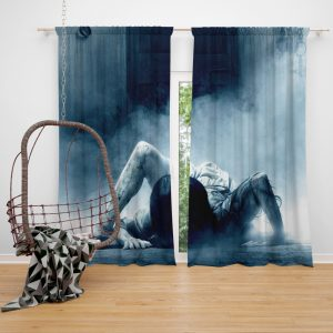 Rings Movie Window Curtain