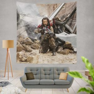 Rogue One A Star Wars Story Movie Jiang Wen Rogue One: A Star Wars Story Star Wars Wall Hanging Tapestry