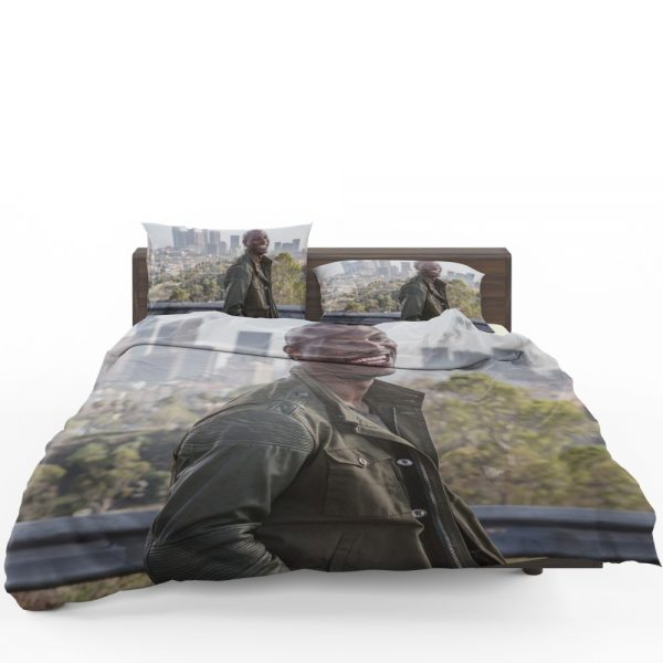 Roman Pearce Tyrese Gibson in Furious 7 Fast & Furious Bedding Set 1