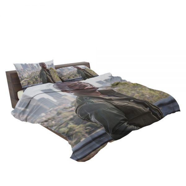 Roman Pearce Tyrese Gibson in Furious 7 Fast & Furious Bedding Set 3