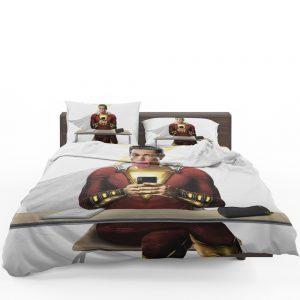 Shazam Movie Zachary Levi DC Bedding Set 1