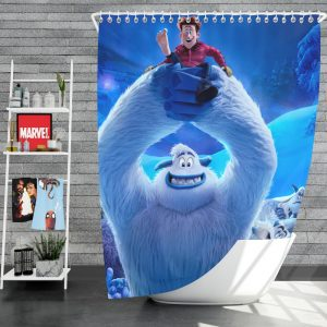 Smallfoot Movie Shower Curtain