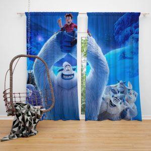 Smallfoot Movie Window Curtain