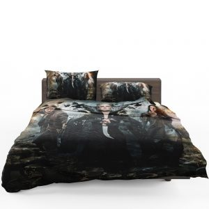 Snow White And The Huntsman Movie Charlize Theron Chris Hemsworth Kristen Stewart Bedding Set 1