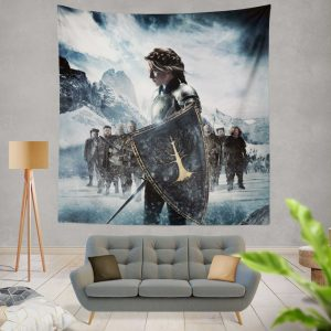 Snow White And The Huntsman Movie Kristen Stewart Wall Hanging Tapestry