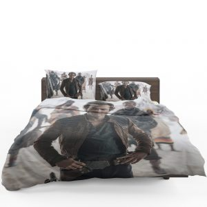 Solo A Star Wars Story Movie Alden Ehrenreich Han Solo Bedding Set 1