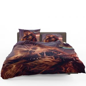 Solo A Star Wars Story Movie Chewbacca Bedding Set 1