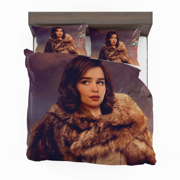 Solo A Star Wars Story Movie Emilia Clarke Qi'ra Bedding Set 2