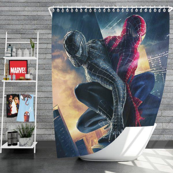 Spider-Man 3 Movie Shower Curtain