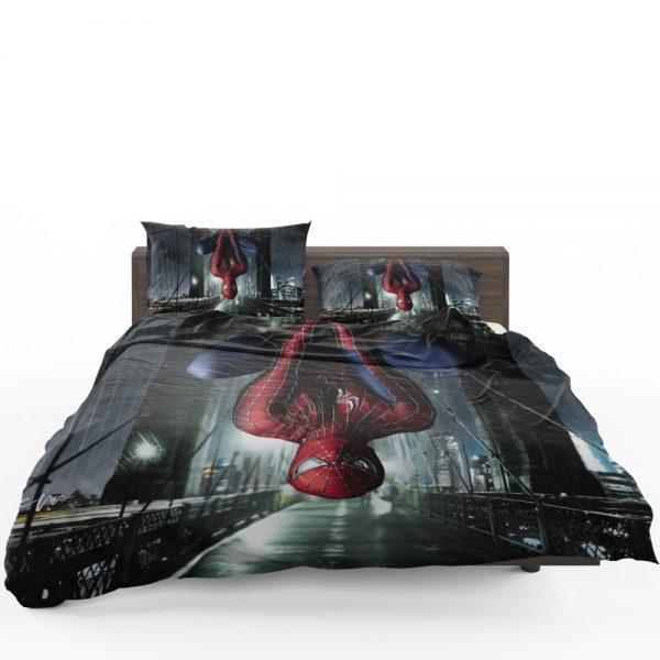Spider-Man 3 Movie Spider Sense Bedding Set 1