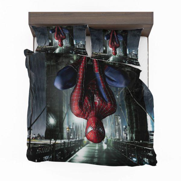 Spider-Man 3 Movie Spider Sense Bedding Set 2
