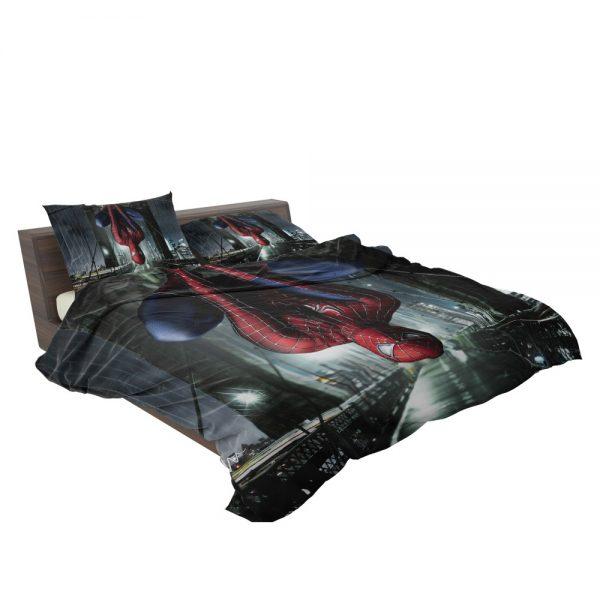 Spider-Man 3 Movie Spider Sense Bedding Set 3