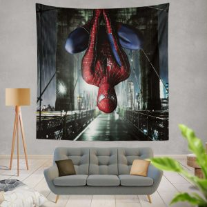 Spider-Man 3 Movie Spider Sense Wall Hanging Tapestry