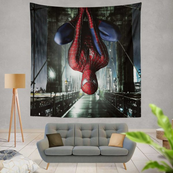 Spider-Man 3 Movie Spider Sense Wall Hanging Tapestry