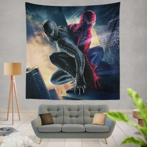 Spider-Man 3 Movie Wall Hanging Tapestry