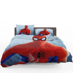 Spider-Man Into The Spider-Verse Movie Bedding Set 1