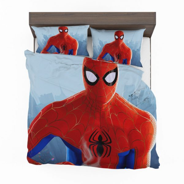 Spider-Man Into The Spider-Verse Movie Bedding Set 2