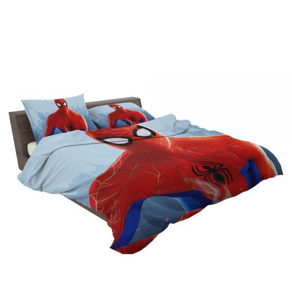 Spider-Man Into The Spider-Verse Movie Bedding Set 3