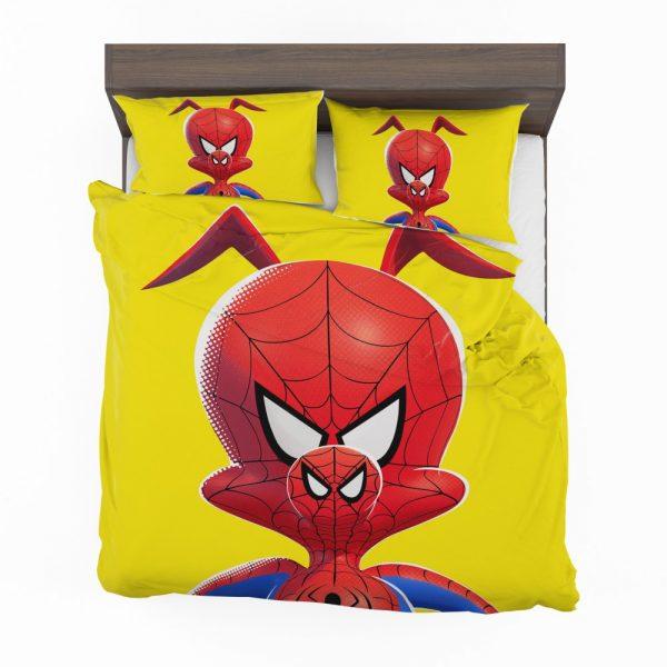 Spider-Man Into The Spider-Verse Movie Kids Bedding Set 2