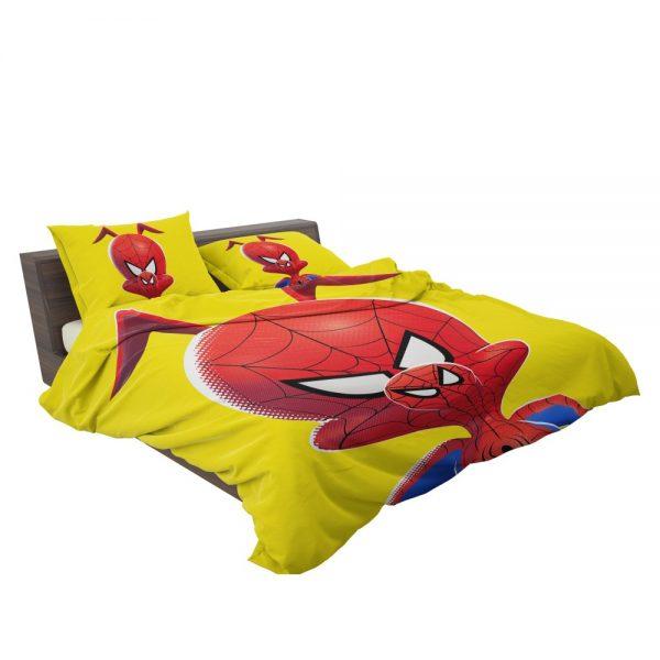 Spider-Man Into The Spider-Verse Movie Kids Bedding Set 3