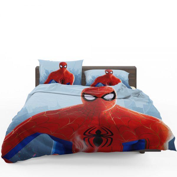 Spider-Man Into The Spider-Verse Movie MCU Bedding Set 1