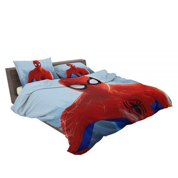 Spider-Man Into The Spider-Verse Movie MCU Bedding Set 3