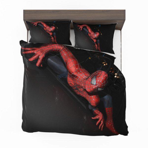 Spider-Man MovieMarvel Teen Super Hero Bedding Set 2