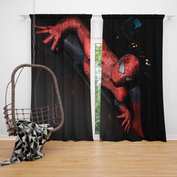 Spider-Man MovieMarvel Teen Super Hero Window Curtain