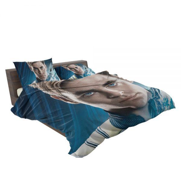 Star Trek Beyond Movie Chris Pine James T Kirk Bedding Set 3