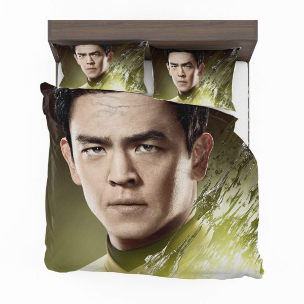 Star Trek Beyond Movie Hikaru Sulu John Cho Star Trek Beyond Bedding Set 2
