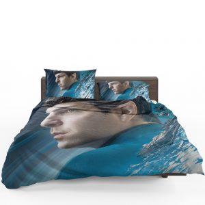 Star Trek Beyond Movie Spock Zachary Quinto Bedding Set 1