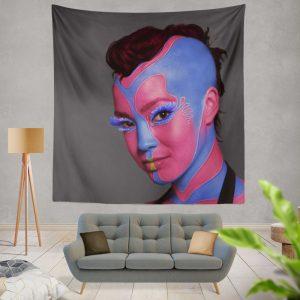 Star Trek Into Darkness Movie Sci-Fi Wall Hanging Tapestry