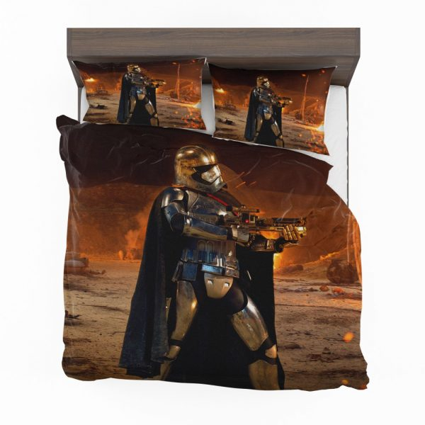 Star Wars Episode VII The Force Awakens Movie Captain Phasma Bedding Set 2