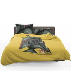 Star Wars Movie Boba Fett Bedding Set 1