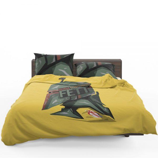 Star Wars Movie Boba Fett Bedding Set 1