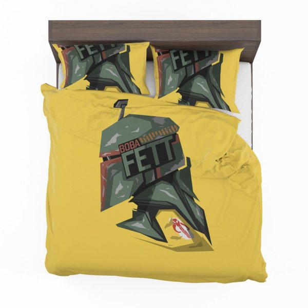 Star Wars Movie Boba Fett Bedding Set 2