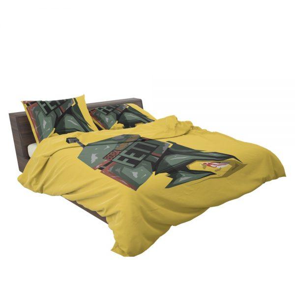 Star Wars Movie Boba Fett Bedding Set 3